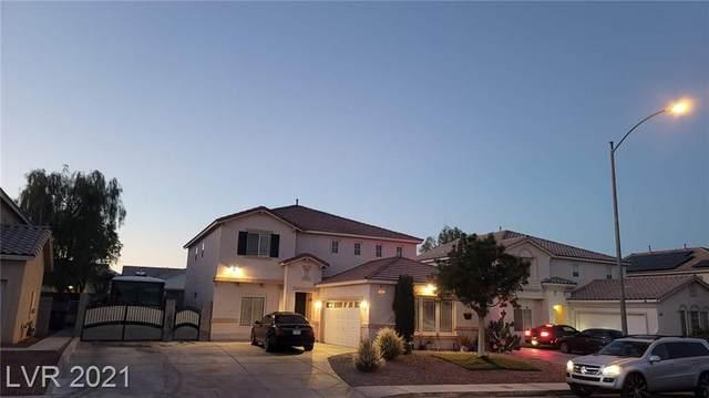 1024 Amber Falls Lane, Las Vegas, NV 89081 (MLS #2305907) :: The Perna Group
