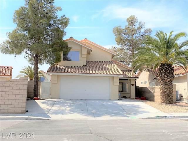 7651 Eagle Lake Avenue, Las Vegas, NV 89147 (MLS #2305910) :: The Perna Group