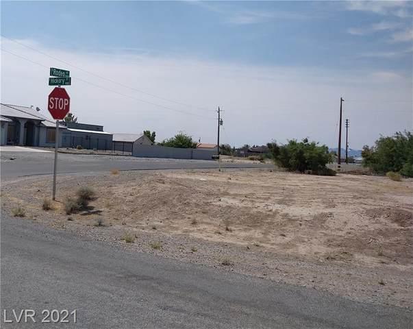 2840 Rodeo Avenue, Pahrump, NV 89048 (MLS #2305911) :: The Perna Group