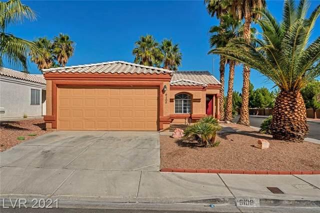 8100 Cimarron Ridge Drive, Las Vegas, NV 89128 (MLS #2305918) :: The Perna Group