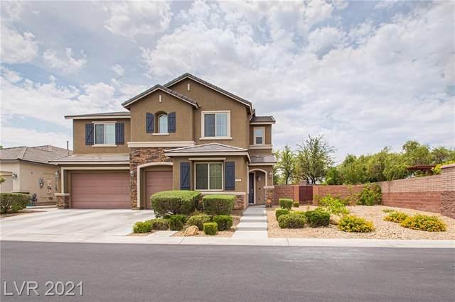 7411 Olmstead Street, Las Vegas, NV 89166 (MLS #2305925) :: Hebert Group | Realty One Group