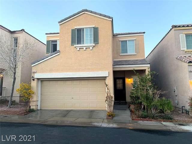 6540 Hulme End Avenue, Las Vegas, NV 89139 (MLS #2305939) :: ERA Brokers Consolidated / Sherman Group