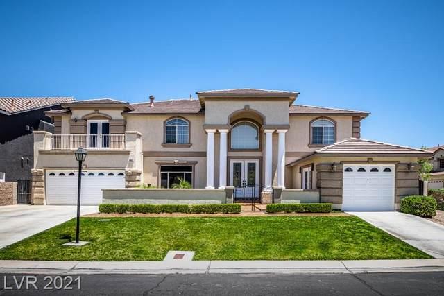 10022 Bidwell Court, Las Vegas, NV 89183 (MLS #2305940) :: Signature Real Estate Group