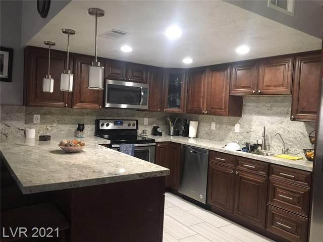 2941 Country Manor Lane #136, Las Vegas, NV 89115 (MLS #2305941) :: ERA Brokers Consolidated / Sherman Group