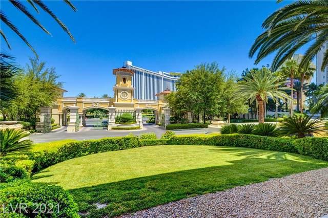 2777 Paradise Road #2406, Las Vegas, NV 89109 (MLS #2305956) :: DT Real Estate