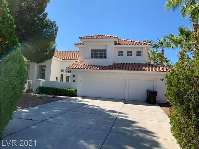 8329 Slate Harbor Circle, Las Vegas, NV 89128 (MLS #2305958) :: Kypreos Team