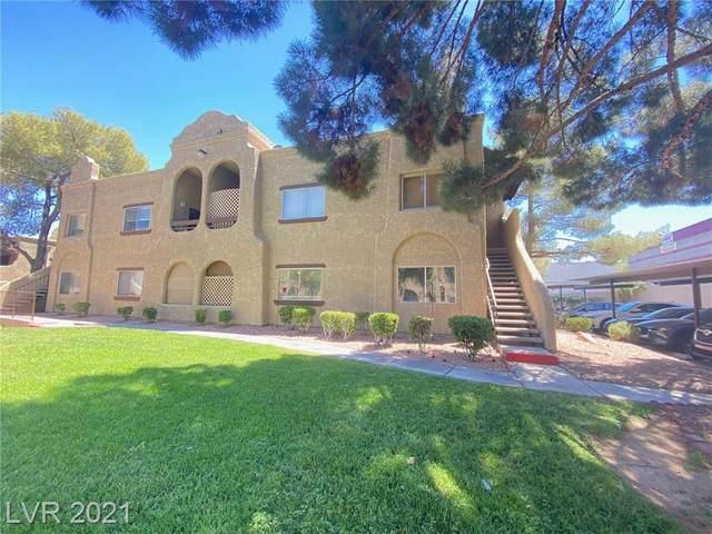 5171 Pioneer Avenue #101, Las Vegas, NV 89146 (MLS #2305968) :: The Chris Binney Group | eXp Realty