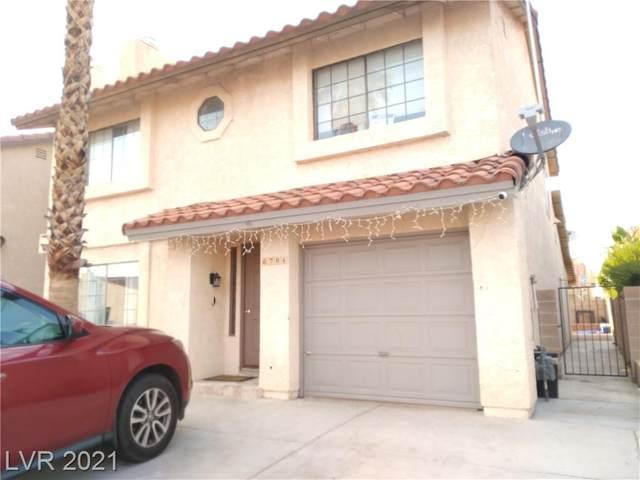 6704 Walla Walla Drive, Las Vegas, NV 89107 (MLS #2305970) :: Kypreos Team