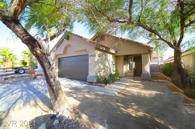 6355 Bursting Nova Court, Las Vegas, NV 89156 (MLS #2305973) :: DT Real Estate