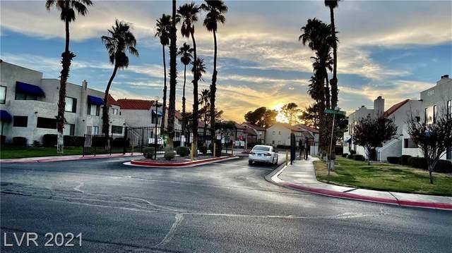 4240 Gannet Circle #219, Las Vegas, NV 89103 (MLS #2305976) :: Custom Fit Real Estate Group