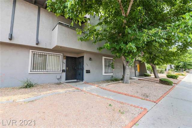1446 N Jones Boulevard, Las Vegas, NV 89108 (MLS #2305987) :: ERA Brokers Consolidated / Sherman Group