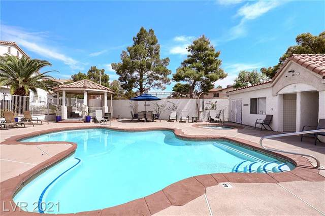 6860 Coral Rock Drive, Las Vegas, NV 89108 (MLS #2305990) :: Kypreos Team