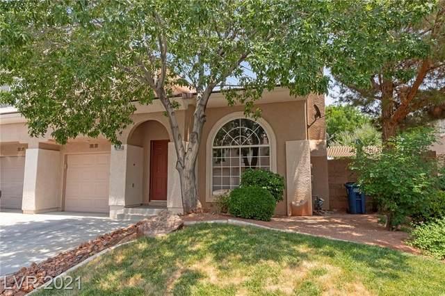 10146 Rocky Tree Street, Las Vegas, NV 89183 (MLS #2306002) :: Kypreos Team