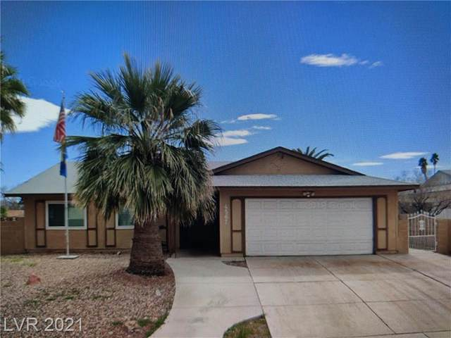 4567 Dennis Way, Las Vegas, NV 89121 (MLS #2306016) :: Lindstrom Radcliffe Group