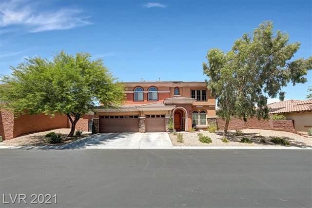 8484 Benidorm Avenue, Las Vegas, NV 89178 (MLS #2306020) :: The Shear Team