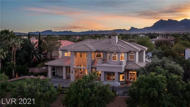 9704 Highridge Drive, Las Vegas, NV 89134 (MLS #2306024) :: Lindstrom Radcliffe Group