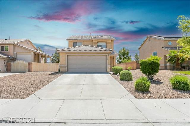 712 Booted Eagle Street, Henderson, NV 89015 (MLS #2306026) :: Custom Fit Real Estate Group