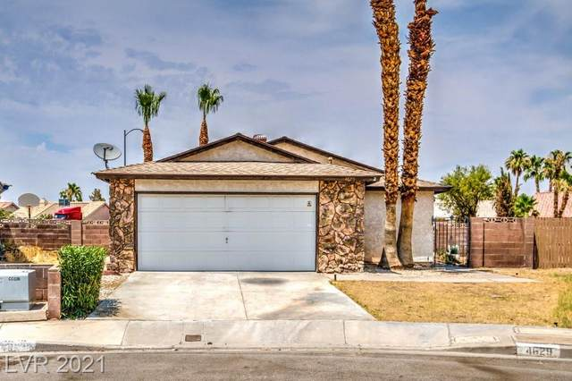 4629 Butterfly Circle, Las Vegas, NV 89122 (MLS #2306034) :: Hebert Group   Realty One Group