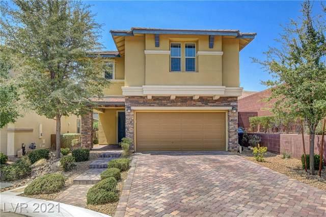 5455 Bristol Grove Lane, Las Vegas, NV 89135 (MLS #2306043) :: Custom Fit Real Estate Group