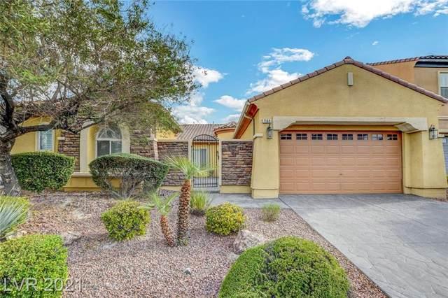 7169 Crandon Park Avenue, Las Vegas, NV 89131 (MLS #2306052) :: Hebert Group | Realty One Group