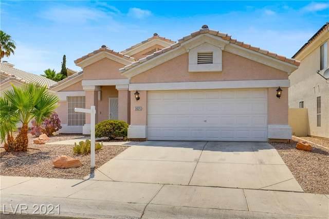 3025 Pismo Beach Drive, Las Vegas, NV 89128 (MLS #2306055) :: ERA Brokers Consolidated / Sherman Group