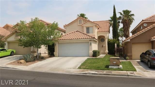 9504 Amber Valley Lane, Las Vegas, NV 89134 (MLS #2306062) :: ERA Brokers Consolidated / Sherman Group