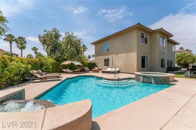 3745 Miguels Lane, Las Vegas, NV 89120 (MLS #2306063) :: Keller Williams Realty