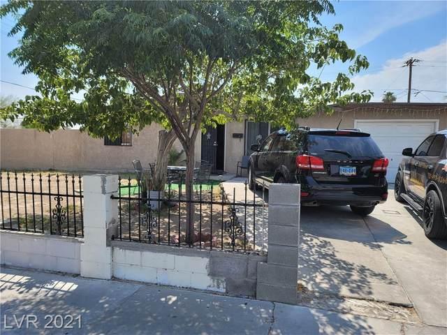 1801 Belmont Street, North Las Vegas, NV 89030 (MLS #2306066) :: Kypreos Team