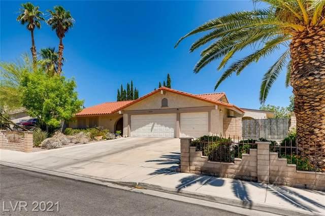 6634 Vigo Road, Las Vegas, NV 89146 (MLS #2306069) :: Galindo Group Real Estate