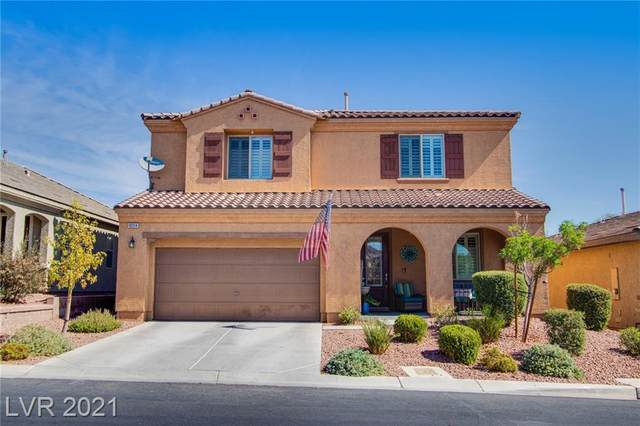 10314 Mount Oxford Avenue, Las Vegas, NV 89166 (MLS #2306091) :: Signature Real Estate Group