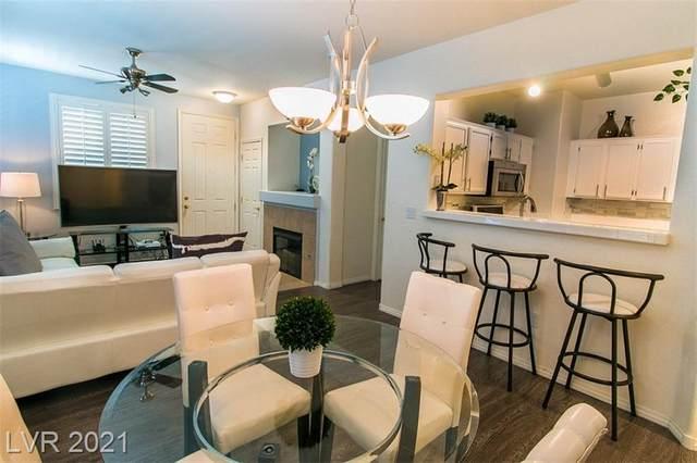 10221 Deerfield Beach Avenue #104, Las Vegas, NV 89129 (MLS #2306094) :: Galindo Group Real Estate
