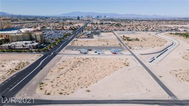 Las Vegas Blvd & Jo Rae, Las Vegas, NV 89124 (MLS #2306100) :: Vestuto Realty Group