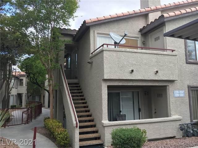 4955 Lindell Road #232, Las Vegas, NV 89118 (MLS #2306104) :: Vestuto Realty Group