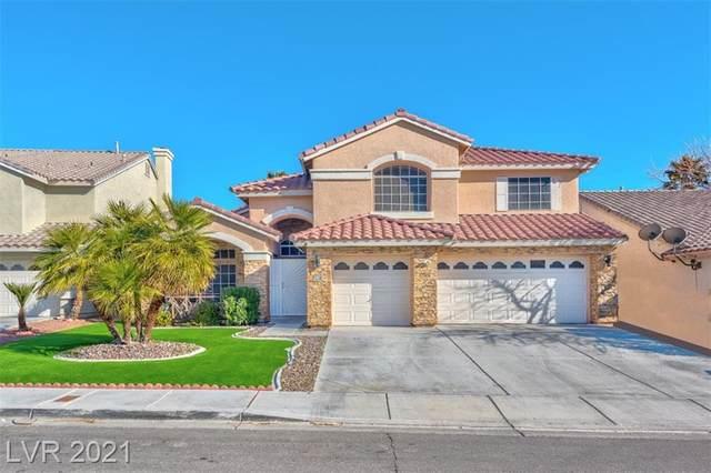 3730 Bombastic Court, Las Vegas, NV 89147 (MLS #2306114) :: Signature Real Estate Group