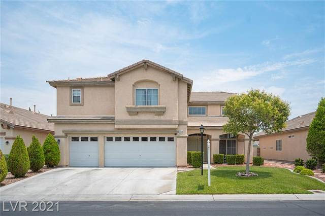 7724 Golden Filly Street, Las Vegas, NV 89131 (MLS #2306123) :: Signature Real Estate Group