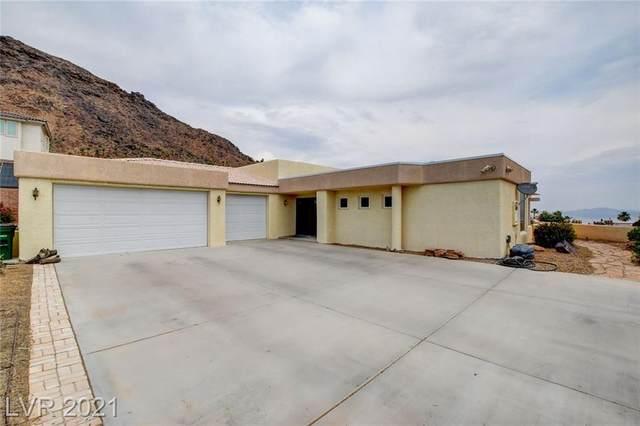 533 Island Cove, Boulder City, NV 89005 (MLS #2306127) :: Signature Real Estate Group