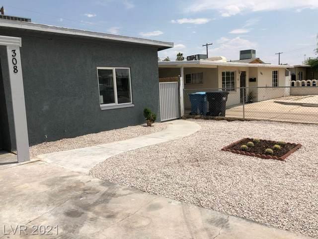 308 Harvard Street, Las Vegas, NV 89107 (MLS #2306130) :: Signature Real Estate Group