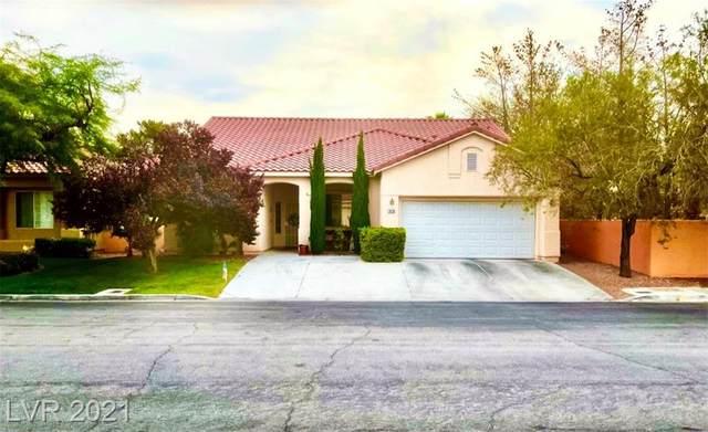 1916 Sedona Paseo Lane, Las Vegas, NV 89128 (MLS #2306151) :: Kypreos Team