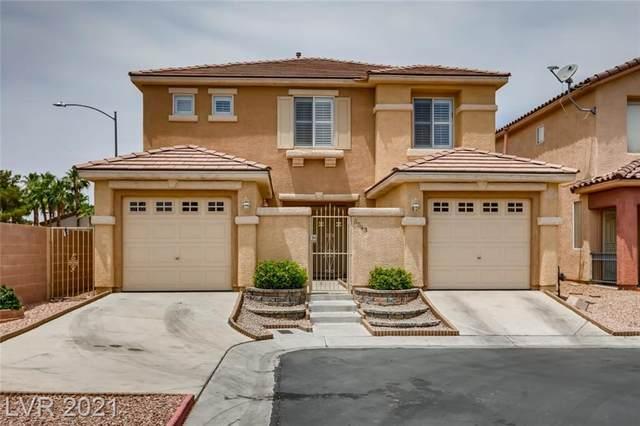 5543 Nickel Ridge Way, Las Vegas, NV 89122 (MLS #2306153) :: Hebert Group   Realty One Group