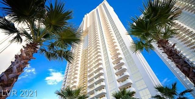 125 E Harmon Avenue #2411, Las Vegas, NV 89109 (MLS #2306159) :: DT Real Estate