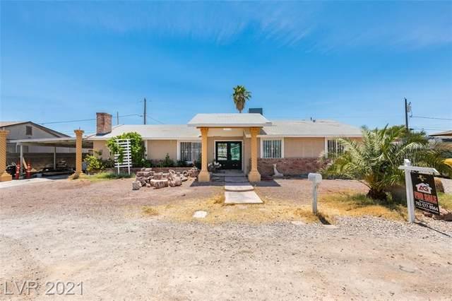 4811 E Saint Louis Avenue, Las Vegas, NV 89104 (MLS #2306165) :: Galindo Group Real Estate