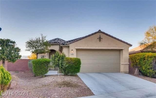 7065 Diver Avenue, North Las Vegas, NV 89084 (MLS #2306168) :: Signature Real Estate Group