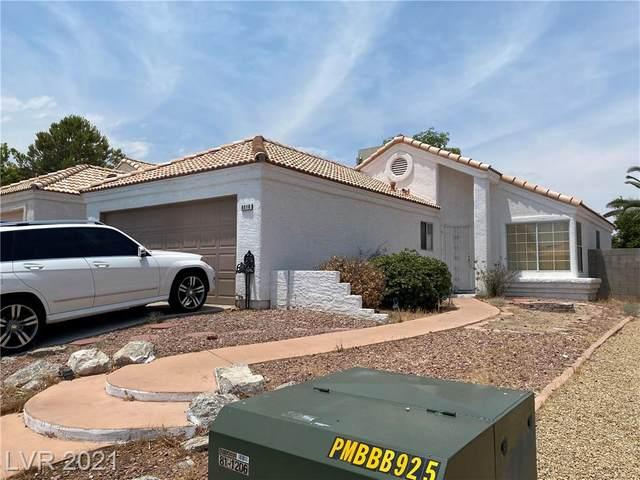 6516 White Swan Circle, Las Vegas, NV 89108 (MLS #2306175) :: Hebert Group | Realty One Group