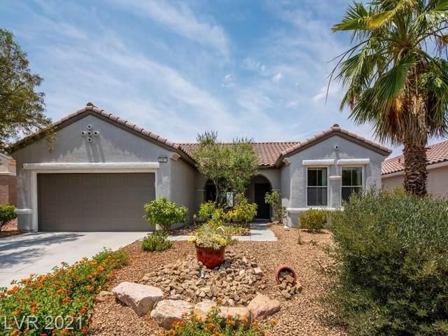 2267 Potter Lake Avenue, Henderson, NV 89052 (MLS #2306179) :: Signature Real Estate Group