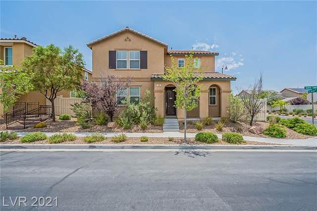 3189 Subtle Color Avenue, Henderson, NV 89044 (MLS #2306184) :: The Chris Binney Group   eXp Realty