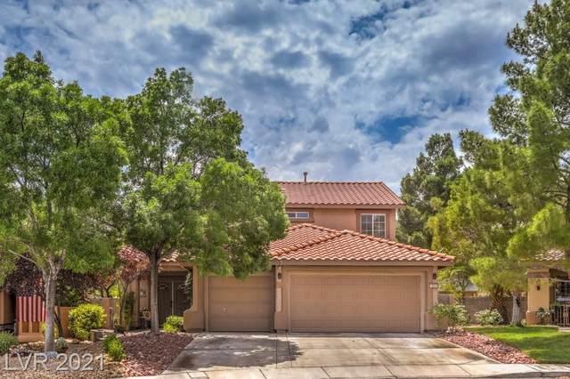 10645 Redwood Grove Avenue, Las Vegas, NV 89144 (MLS #2306194) :: Galindo Group Real Estate