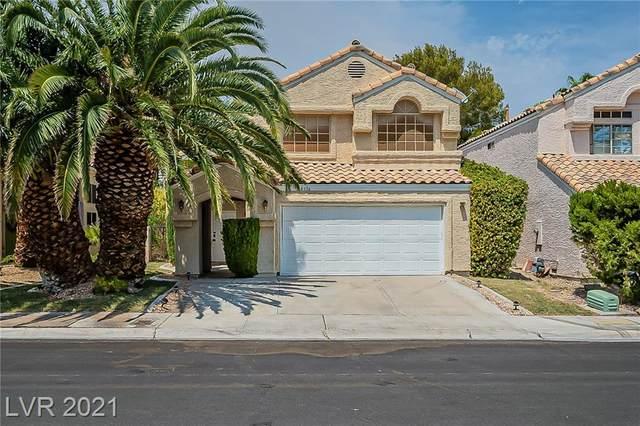 8336 Shore Breeze Drive, Las Vegas, NV 89128 (MLS #2306208) :: Hebert Group   Realty One Group