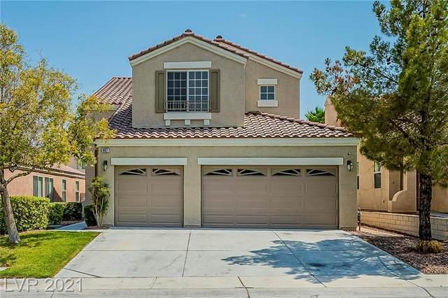 8921 Little Horse Avenue, Las Vegas, NV 89143 (MLS #2306214) :: Hebert Group | Realty One Group