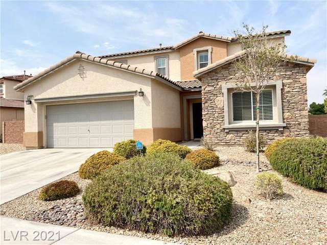 7068 Weavers Place, North Las Vegas, NV 89084 (MLS #2306216) :: Signature Real Estate Group