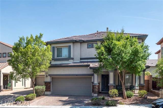 10613 Emerald Path Avenue, Las Vegas, NV 89166 (MLS #2306224) :: Signature Real Estate Group